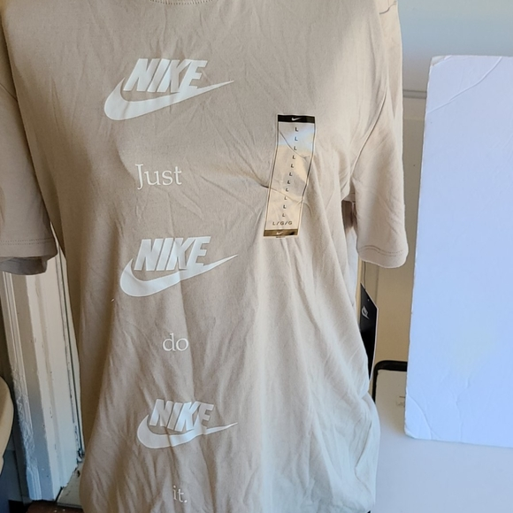 Nike Other - Nike Just Do It /Large Tee/NWT
